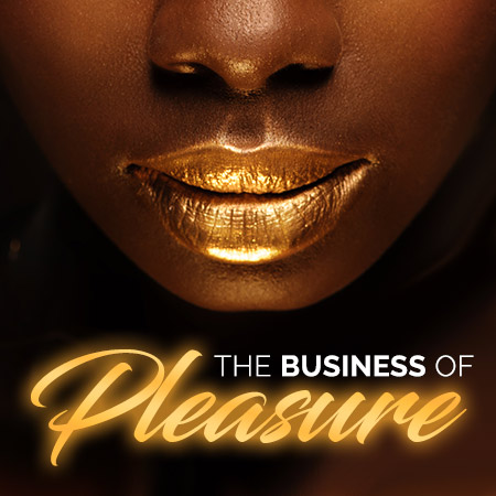 the business of pleasure mobile header