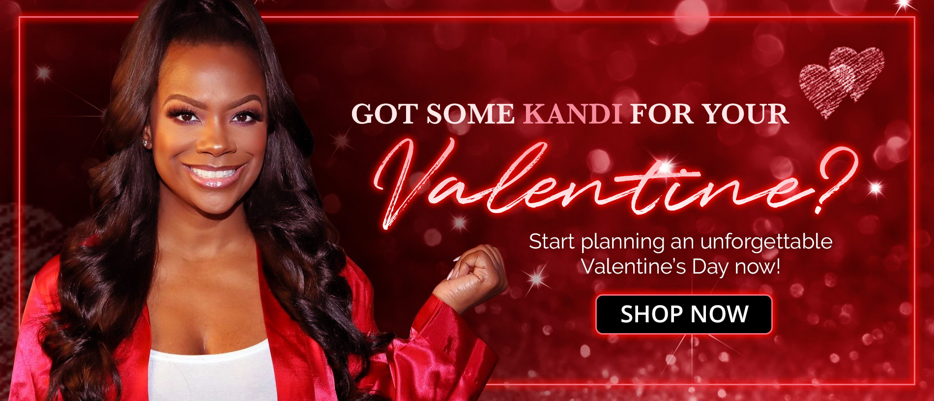 Got some Kandi for your Valentine? Shop Now