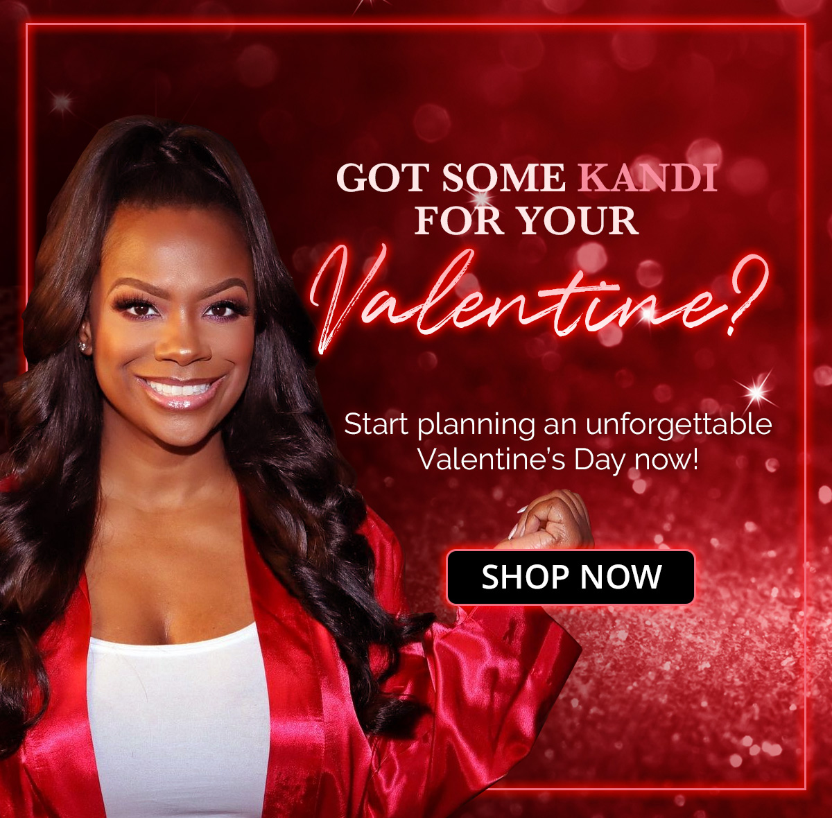 Start Planning for Valentines Day - Shop Now