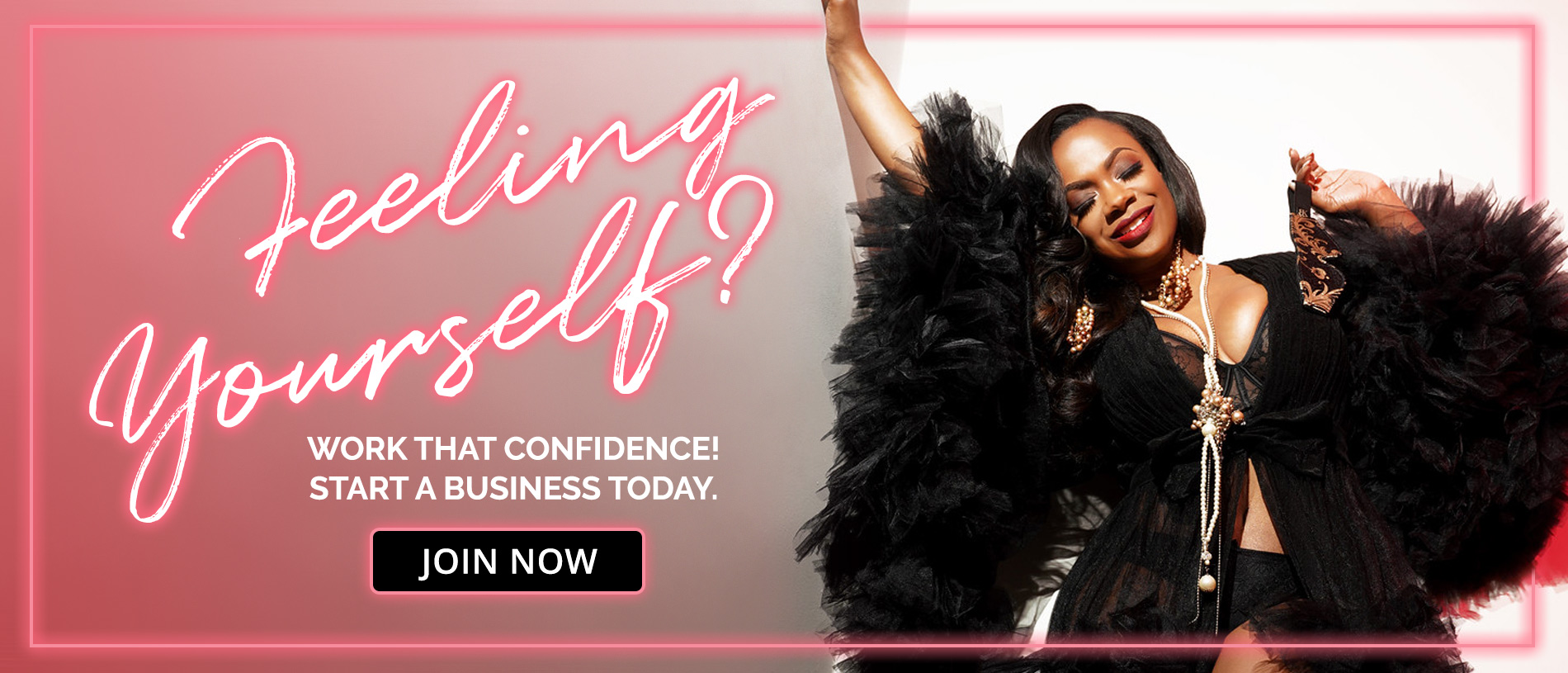 Are you Feeling Yourself? Start a BK Business!