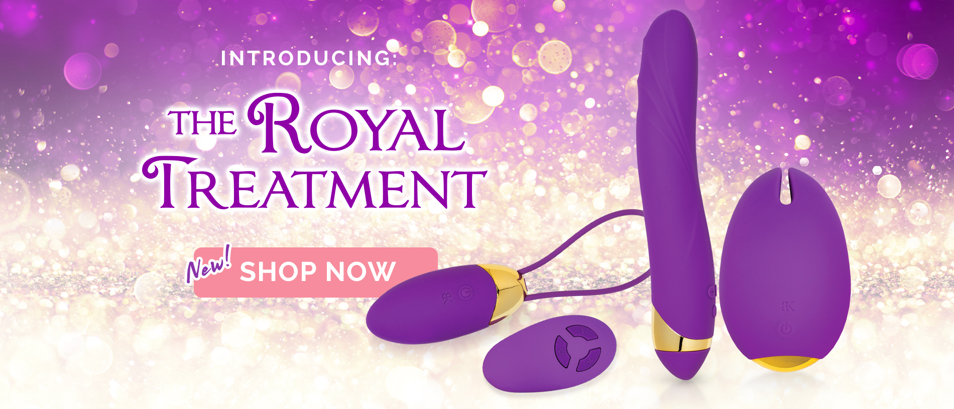 Bedroom Kandi's The Royal Treatment Collection
