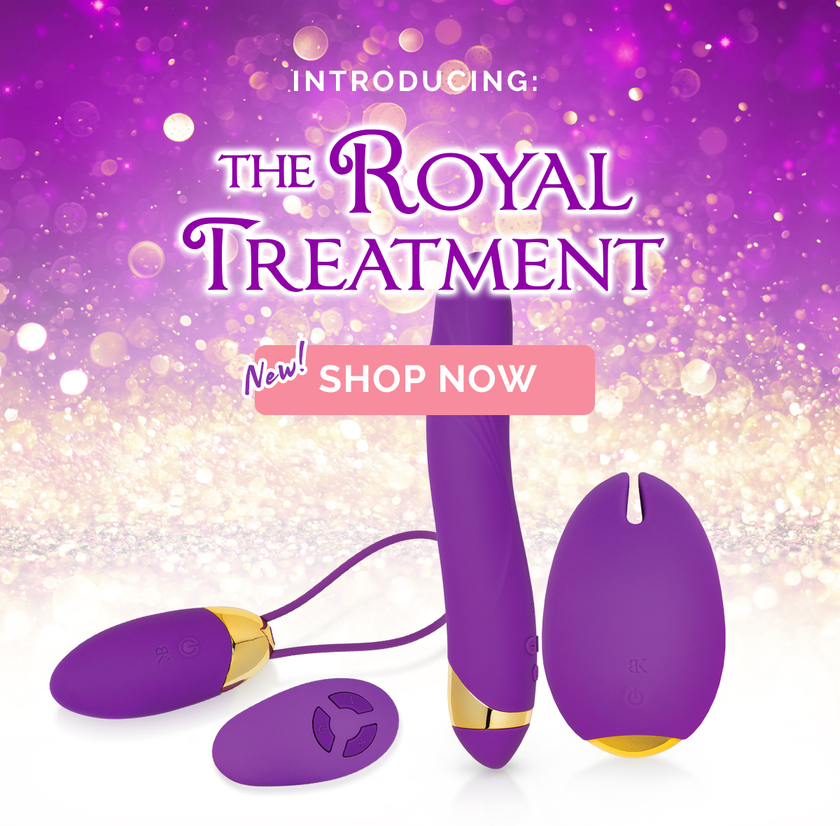 Bedroom Kandi'sThe Royal Treatment Collection